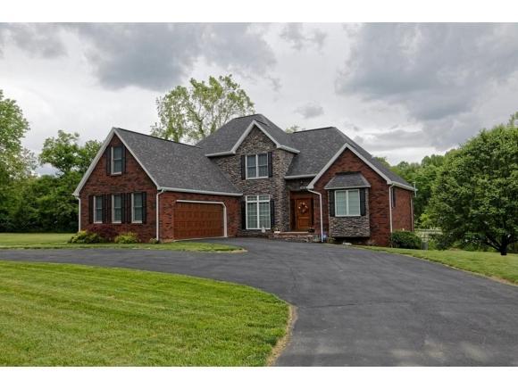 45 Green Tree Circle Road, Bristol, VA 24201 (MLS #407084) :: Griffin Home Group