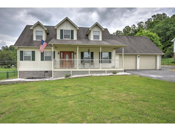 167 Old Embreeville Rd, Jonesborough, TN 37659 (MLS #407187) :: Griffin Home Group