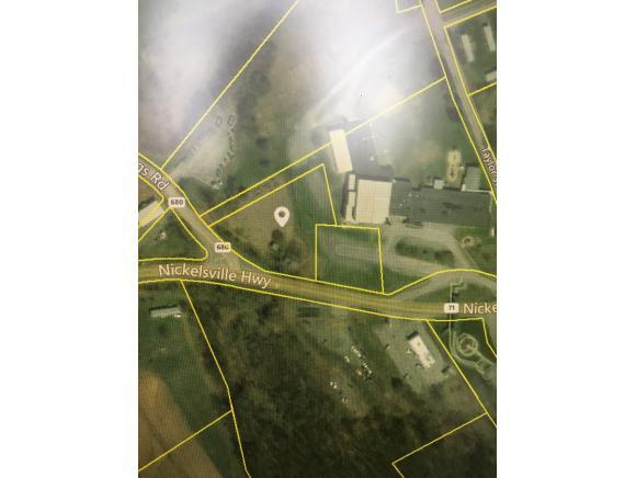 TBD Twin Springs Rd., Nickelsville, VA 24271 (MLS #407685) :: Conservus Real Estate Group