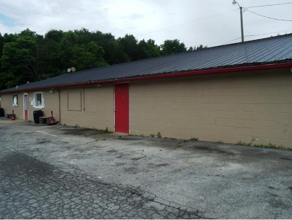16130 W. Andrew Johnson Hwy -, Bulls Gap, TN 37711 (MLS #407823) :: Griffin Home Group