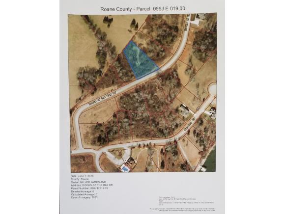 TBD Docks Of The Bay Drive, Harriman, TN 37748 (MLS #407830) :: Highlands Realty, Inc.