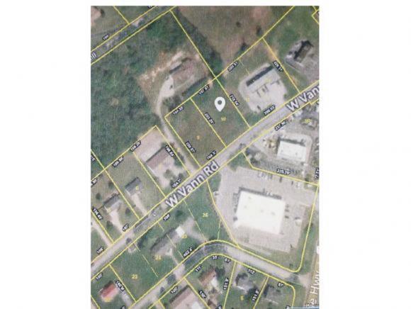 00 Vann West Road, Greeneville, TN 37745 (MLS #407895) :: Highlands Realty, Inc.