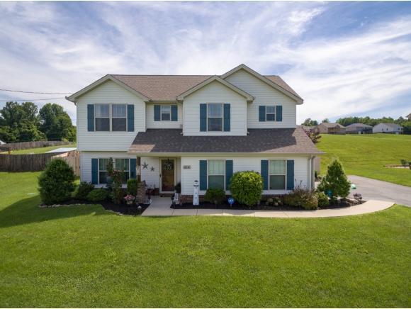 414 Poplar Ridge Road, Piney Flats, TN 37686 (MLS #407926) :: Griffin Home Group