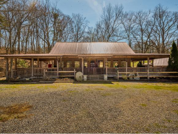 21405 Parks Mill Road #0, Abingdon, VA 24211 (MLS #407962) :: Griffin Home Group