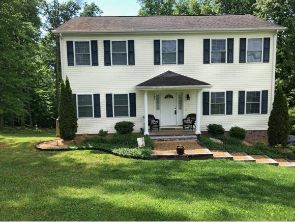 289 Free Hill Road, Gray, TN 37615 (MLS #408009) :: Conservus Real Estate Group