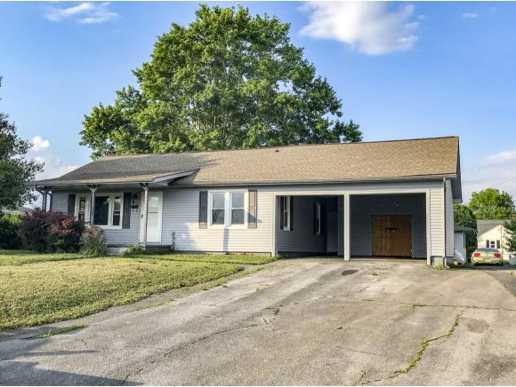 408 9th Street, Newport, TN 37821 (MLS #408029) :: Conservus Real Estate Group