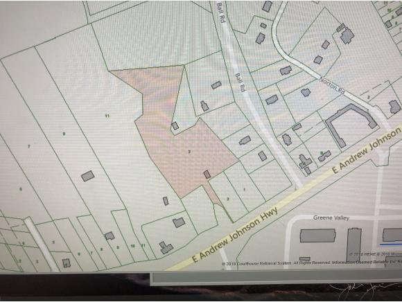 00 E Andrew Johnson Hwy #0, Greeneville, TN 37745 (MLS #408125) :: Conservus Real Estate Group
