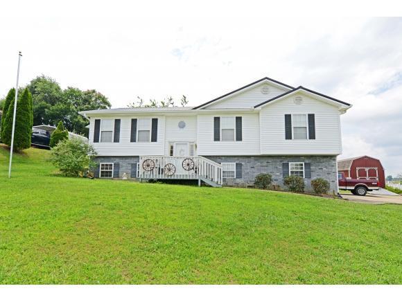 80 Bluebonnet Ln, Greeneville, TN 37743 (MLS #408175) :: Highlands Realty, Inc.