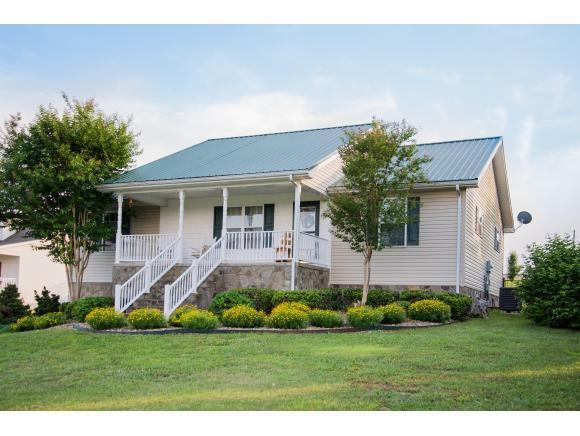 6070 Jones Bridge Rd., Greeneville, TN 37743 (MLS #408222) :: Highlands Realty, Inc.