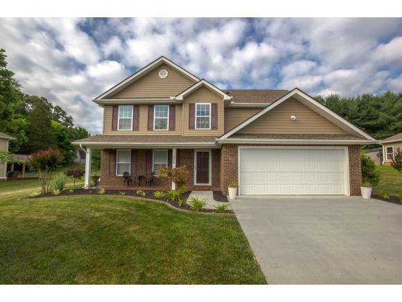 1432 Glen Abbey Way, Gray, TN 37615 (MLS #408301) :: Conservus Real Estate Group