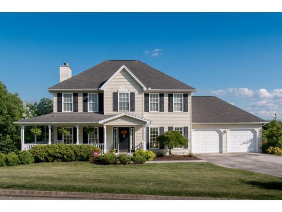 100 Celebrity Court, Bristol, VA 24202 (MLS #408344) :: Conservus Real Estate Group