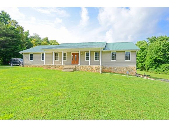 289 Liberty Hill Rd, Chuckey, TN 37641 (MLS #408366) :: Griffin Home Group