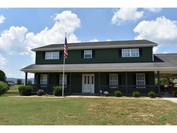 118 West Lake Drive, Rogersville, TN 37857 (MLS #408496) :: Conservus Real Estate Group