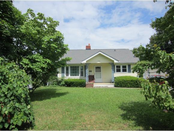 327 Randolph, Bristol, VA 24201 (MLS #408607) :: Highlands Realty, Inc.