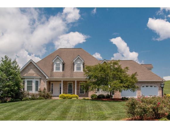 23055 Kestrel Drive, Bristol, VA 24202 (MLS #408616) :: Highlands Realty, Inc.