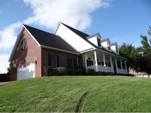 19399 Hunt Club Road, Abingdon, VA 24211 (MLS #408659) :: Conservus Real Estate Group