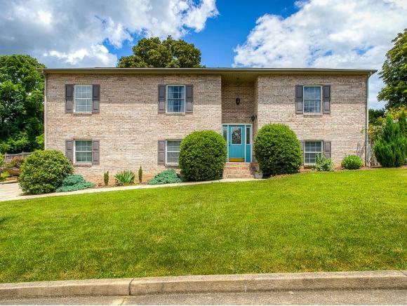 17 Larchmont Lane, Johnson City, TN 37604 (MLS #408673) :: Highlands Realty, Inc.