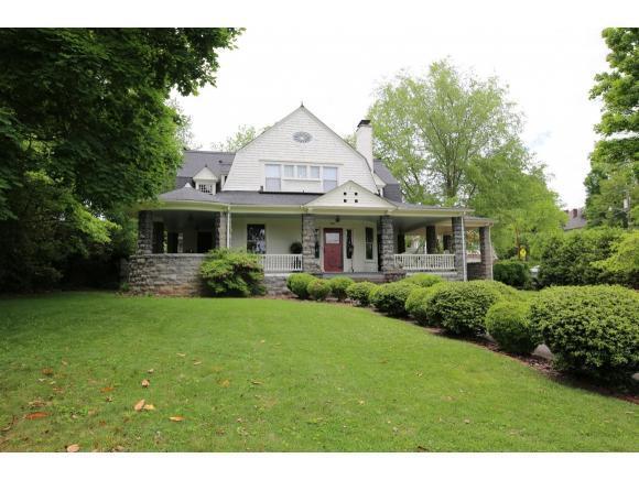 804 Holston  Avenue, Bristol, TN 37620 (MLS #408751) :: Highlands Realty, Inc.