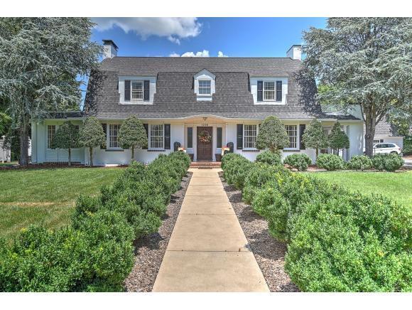 1236 Watauga Street, Kingsport, TN 37660 (MLS #408795) :: Conservus Real Estate Group
