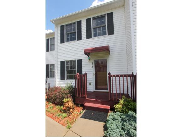 279 Beaverview Dr. #279, Bristol, VA 24201 (MLS #408797) :: Griffin Home Group