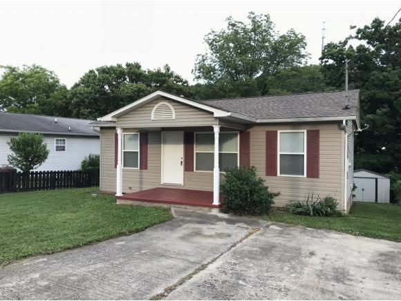 608 East Fairview Avenue, Johnson City, TN 37601 (MLS #409148) :: Highlands Realty, Inc.