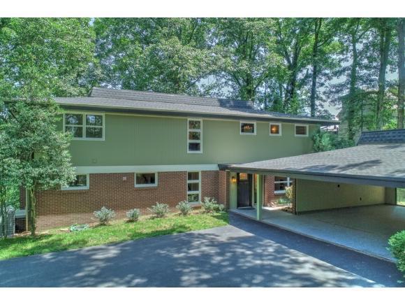 206 Skyline Dr., Bristol, TN 37620 (MLS #409216) :: Griffin Home Group