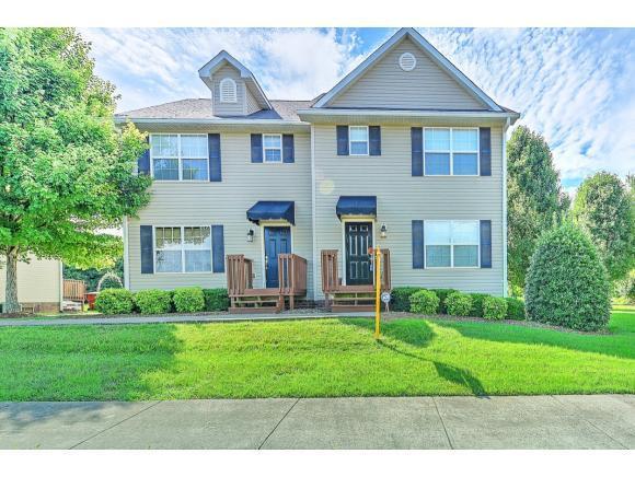 617 Hazel St #402, Johnson City, TN 37604 (MLS #409222) :: Griffin Home Group