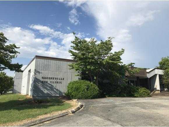 801 E Church St #0, Greeneville, TN 37745 (MLS #409376) :: Conservus Real Estate Group