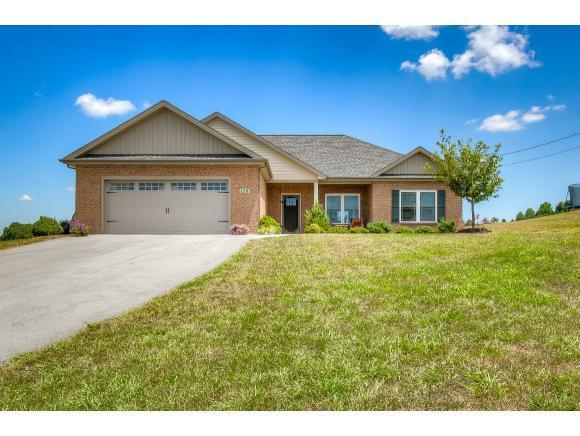 129 Paul Saylor Rd, Jonesborough, TN 37659 (MLS #409452) :: Conservus Real Estate Group