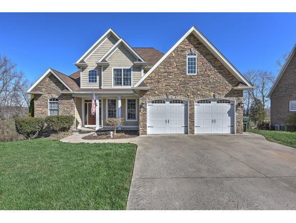 114 Timberlyne Parc, Jonesborough, TN 37659 (MLS #409467) :: Highlands Realty, Inc.