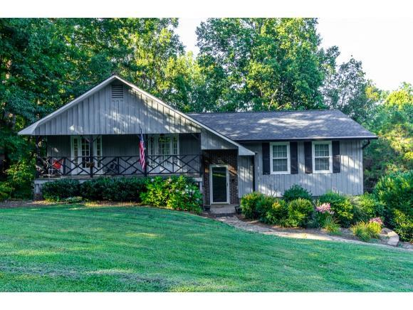 1700 Seven Oaks Dr, Morristown, TN 37814 (MLS #409471) :: Griffin Home Group