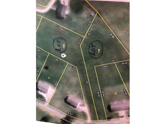0 E Fork Rd, Lot 11, Greeneville, TN 37745 (MLS #409480) :: Highlands Realty, Inc.