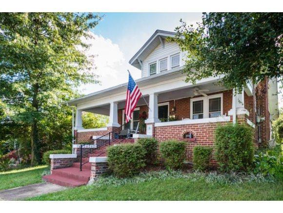 706 Piedmont Ave., Bristol, VA 24201 (MLS #409569) :: Conservus Real Estate Group