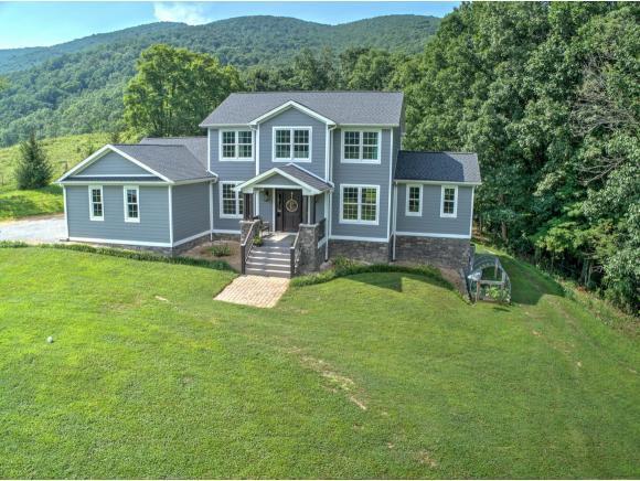 2463 A P Carter Hwy, Hiltons, VA 24258 (MLS #409629) :: Highlands Realty, Inc.