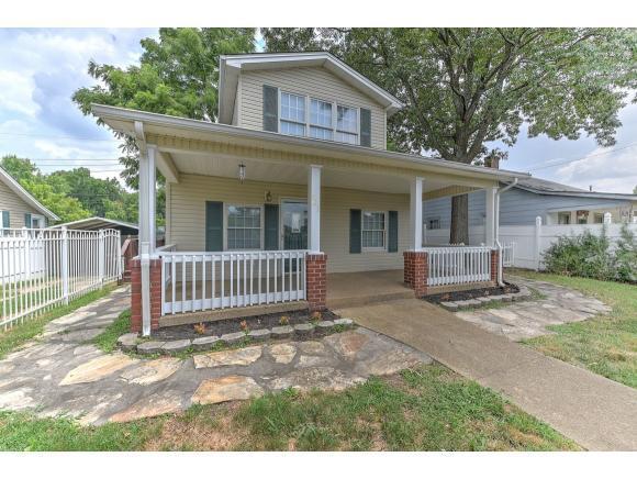 721 Myrtle St., Kingsport, TN 37660 (MLS #409696) :: Highlands Realty, Inc.