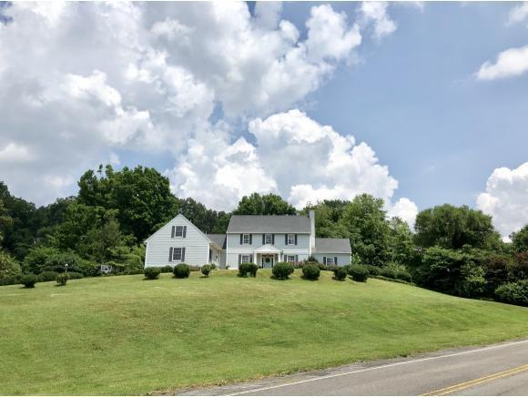 631 West Valley Drive, Bristol, VA 24201 (MLS #409718) :: Conservus Real Estate Group