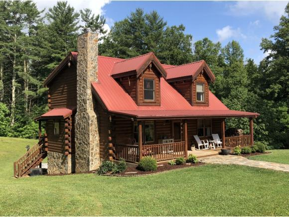 150 Price Rd., Erwin, TN 37650 (MLS #409753) :: Griffin Home Group