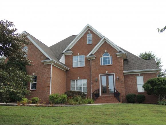 133 Brooks Landing Circle, Rogersville, TN 37857 (MLS #409852) :: Griffin Home Group