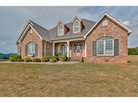 125 Clarksdale Circle, Rogerville, TN 37857 (MLS #409911) :: Griffin Home Group