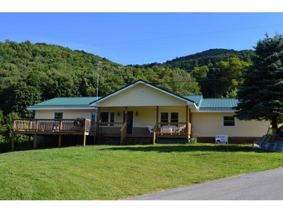 501 Burbank Road, Roan Mountain, TN 37687 (MLS #409950) :: Griffin Home Group