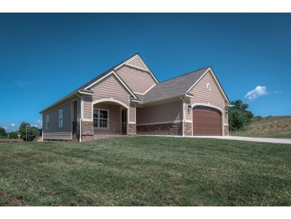 135 135, Riley Street, VA 24266 (MLS #409953) :: Griffin Home Group