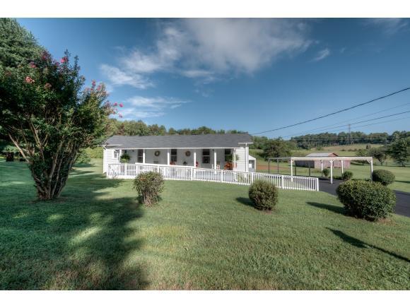 328 Hamilton Hill Road, Bluff City, TN 37618 (MLS #409979) :: Conservus Real Estate Group