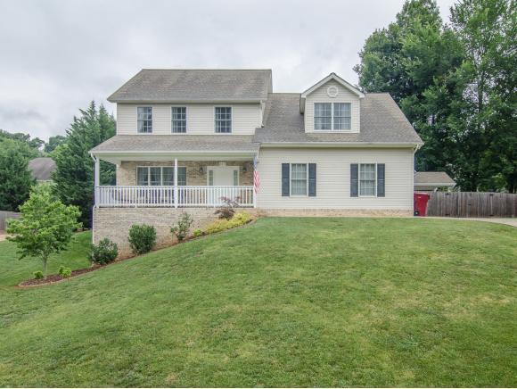 307 Post Oak Dr., Johnson City, TN 37615 (MLS #409987) :: Highlands Realty, Inc.