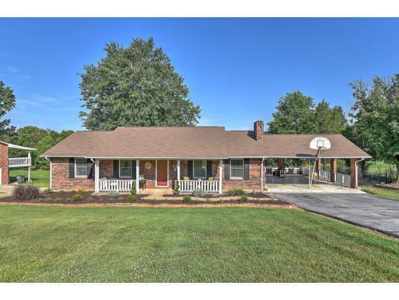 329 Parker Lane, Kingsport, TN 37660 (MLS #410016) :: Conservus Real Estate Group