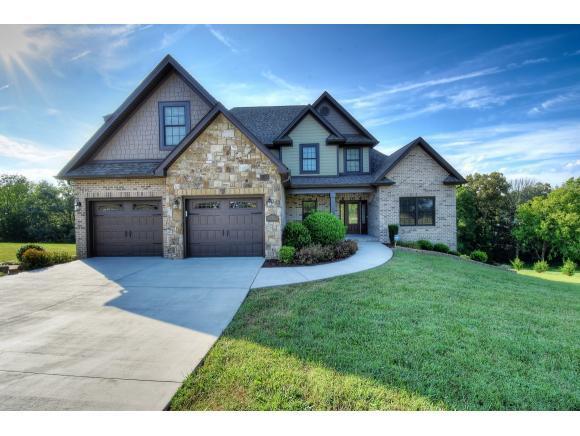 1128 Addison Ct, Piney Flats, TN 37686 (MLS #410115) :: Highlands Realty, Inc.