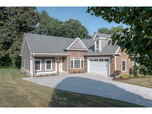 195 Creek Side Ct, Bristol, TN 37620 (MLS #410165) :: Highlands Realty, Inc.