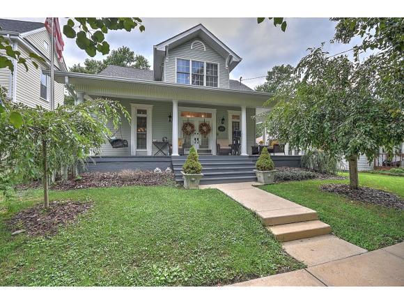 1120 Kentucky, Bristol, TN 37620 (MLS #410338) :: Highlands Realty, Inc.