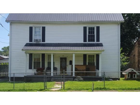 518 Johnson Avenue, Elizabethton, TN 37643 (MLS #410771) :: Griffin Home Group
