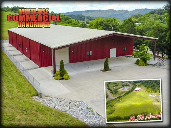 725 Hwy 25 70 W -, Dandridge, TN 37725 (MLS #410808) :: Highlands Realty, Inc.