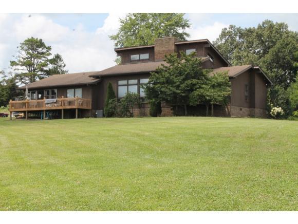 4485 West Allens Bridge Rd, Greeneville, TN 37743 (MLS #410857) :: Highlands Realty, Inc.